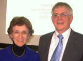 Judy Langer (Langer Qualitative LLC) and Frank Forney (iTracks)